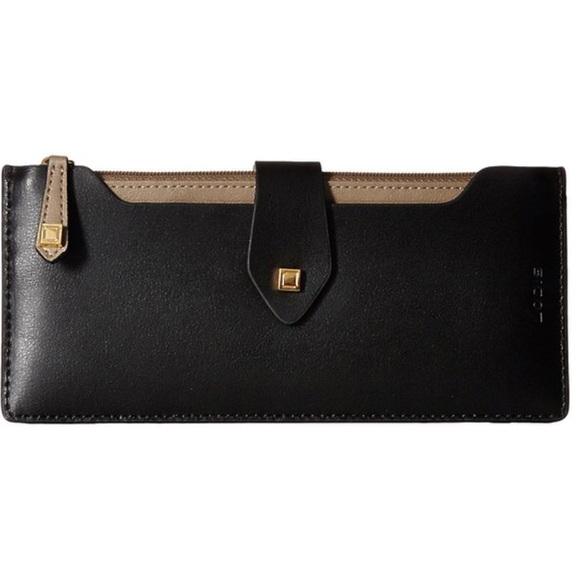 Lodis Handbags - LODIS Leather Wallet