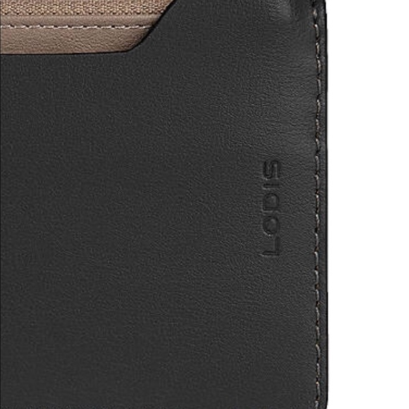 Lodis Bags - LODIS Leather Wallet