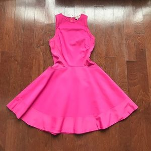 Ted Baker pink sleeveless dress size 1 (US small)