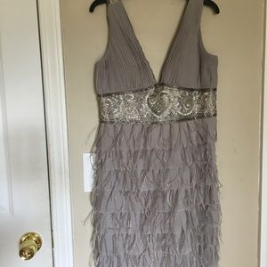 Sue Wong flapper dress