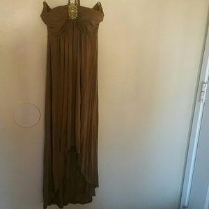 Hi low dress