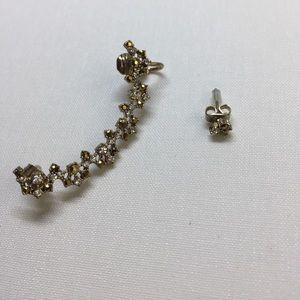 ZARA earring cuffset