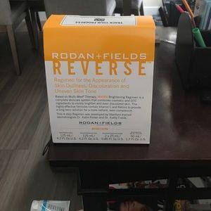 Other - Brand new in box Rodan + Fields Reverse Regimen