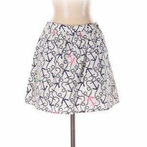 🎉SALE💓NWOT Lilly Pulitzer anchors Aline skirt S