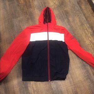 Tommy Hilfiger windbreaker jacket