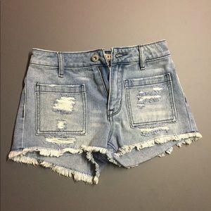 Bullhead Denim Shorts 00