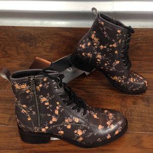 Matisse Primrose Zip Combat Boot