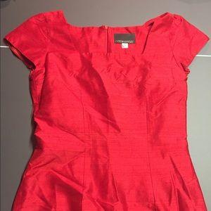 Cynthia Rowley designer dress 100% silk