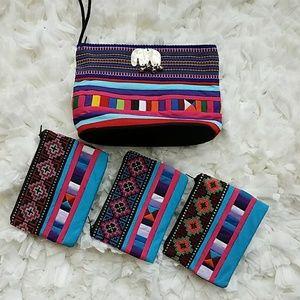 Elephant wristlet