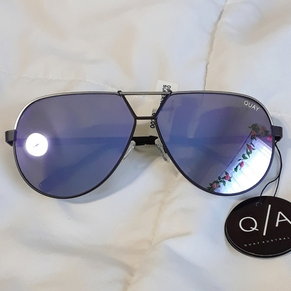 83d9faaaff7d4 Supernova (Purple) - Quay Australia Sunglasses