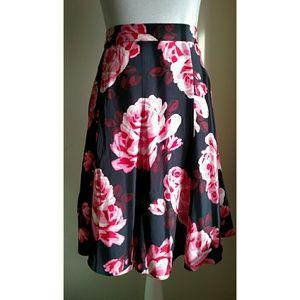 Kate Spade Rosa Crepe Skirt - Size 8 - NWOT