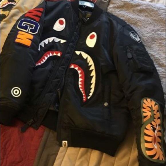 Bape Jackets   Coats  161e7ae90