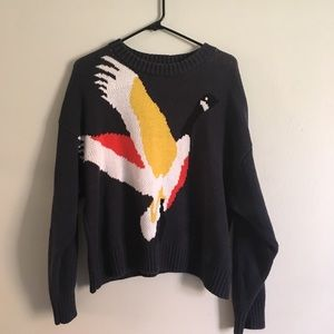 Goose Sweater from H&M