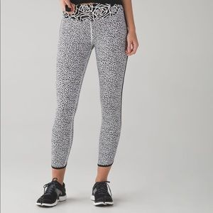Lululemon Real Quick Tights