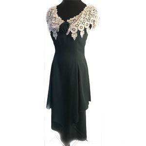Vintage 90's Prarie boho dress