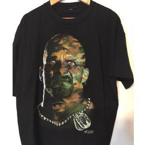 WWE Stone Cold Steve Austin Stone Cold University Retro T-Shirt
