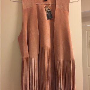 Karen Kane vest