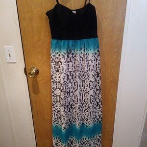 💜💙💖- Maxi dress