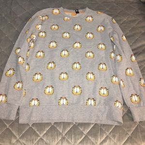 Garfield sweater from forever 21 (21Men)