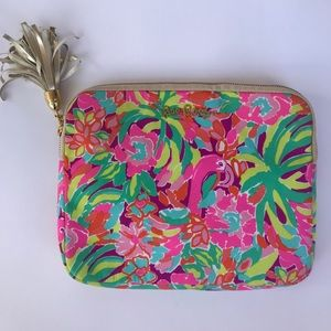 iPad case Lilly Pulitzer or clutch