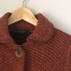 Piazza Sempione•Cashmere Knit Jacket