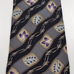 New BASIC ELEMENTS Men's Silk Neck Tie Classic
