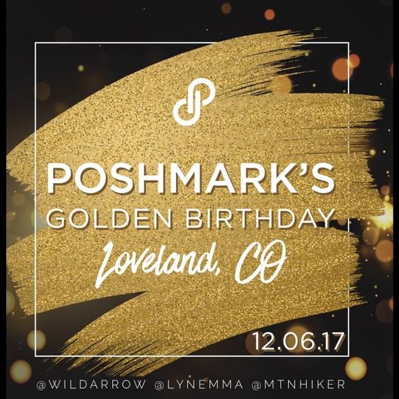Poshmark Turns6 Other - So Fun Thank You!
