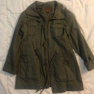 Hive and Honey military jacket