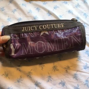 Juicy couture pouch