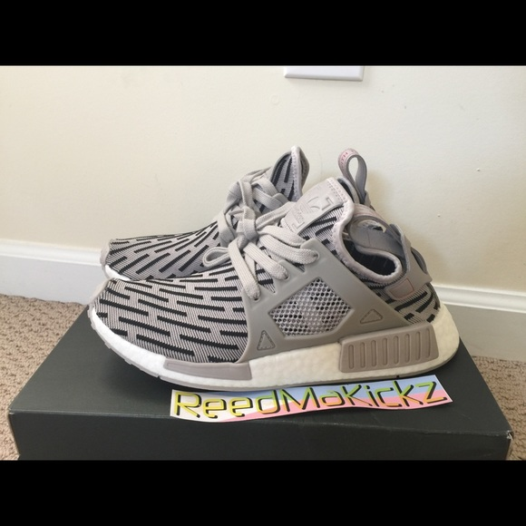 Adidas Nmd Xr1 Glitch Camo Grailed