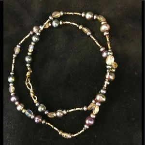 Jewelry - Unique artisan-constructed necklace