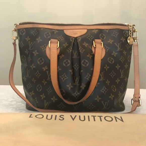 cc859e3f6f4e0 Louis Vuitton Handbags - Authentic Louis Vuitton Palermo Bag