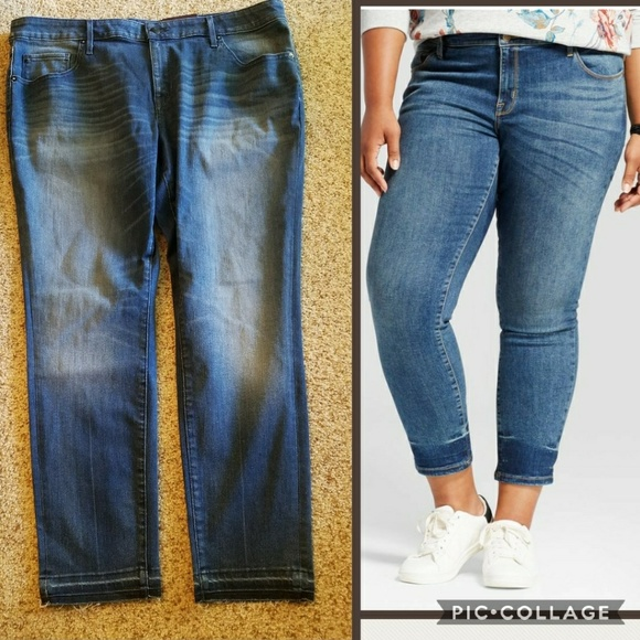 291f1a090b8 Ava   Viv plus skinny jeans