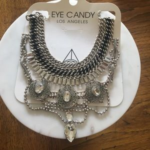 Eye Candy Statement Necklace