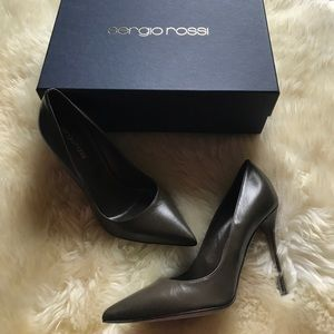 $715 Sergio Rossi Heels/Pumps