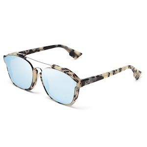 Door Sculpt Cat eye metal sunglasses