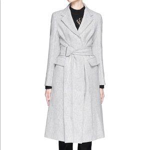 3.1 Phillip Lim Grey Wool Coat