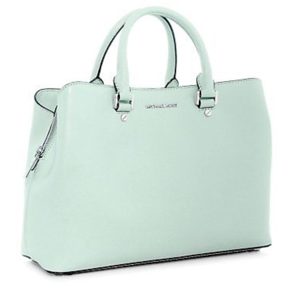 d7ea4ef1fb9d2e Savannah Large Satchel Celadon Mint Green. M_5a0a00166802787ce117b771.  Other Bags you may like. michael kors ...
