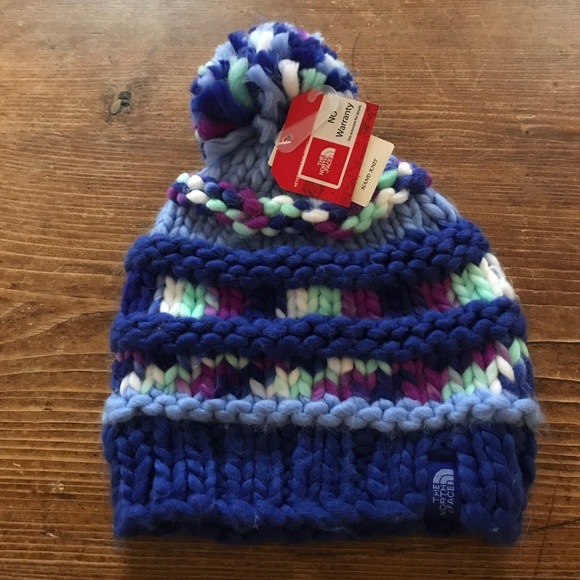 ee3ef0e5034acf The North Face Accessories | Nwt North Face Nanny Knit Beanie | Poshmark