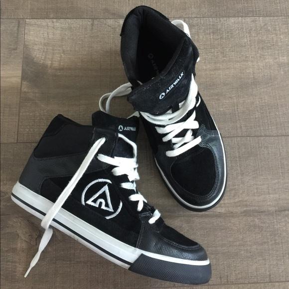 Airwalk Shoes | Air Walk Leather Suede