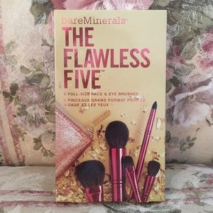 Limited Edition bareMinerals Brush Kit with Case