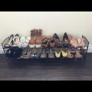 Other - Shoe racks