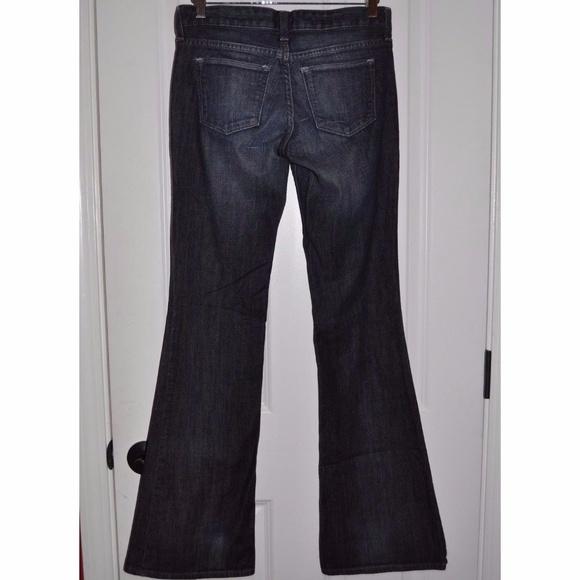 e78a8a9a053af2 GAP Jeans | 1969 Dark Wash Stretch Midrise Flare E4 | Poshmark