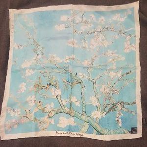 Silk Van Gogh Scarf