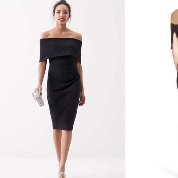 Vince Camuto Dresses | Popover Midi Dress | Poshmark