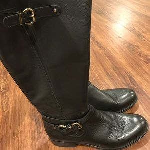Never worn Naturalizer Riding Boots