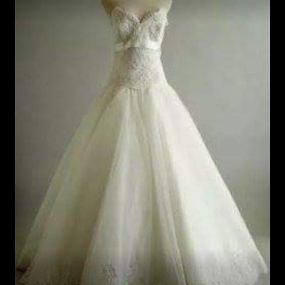 Alvina Valenta Dresses | Designer Wedding Dress | Poshmark