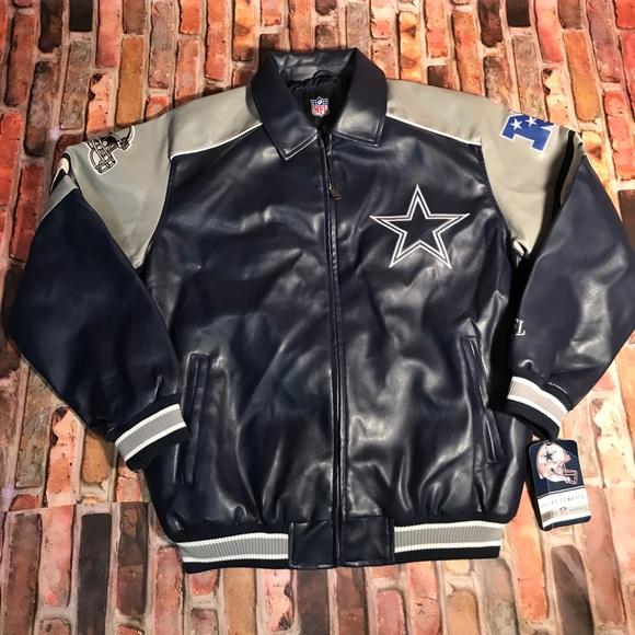 best website 8b9e6 0bc89 NEW nfl shop Dallas cowboys jacket (L) NWT