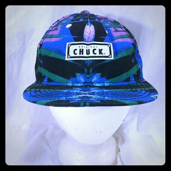 Original Chuck Hat Snapback Cap 8c6389c9843