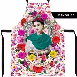 Coming Soon! Frida Kahlo Apron Classic Otomi